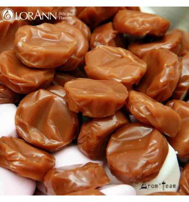 Toffee, a caramel candy flavor