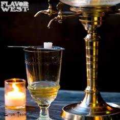 Unique taste of absinthe flavor