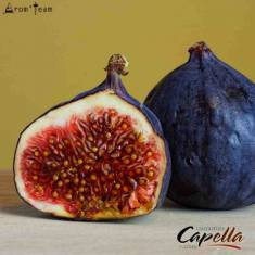 The typical and sweet taste of fig