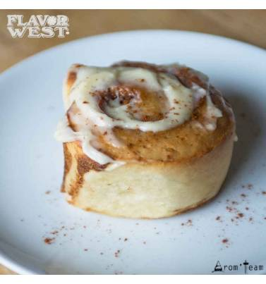 A delicious Cinnamon Roll