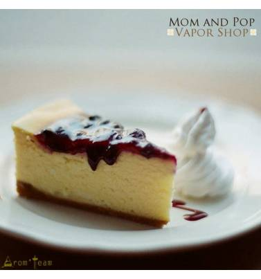 Blueberry Cheesecake Mom and Pop