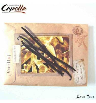 Simply Vanilla Capella - Vanilla recipes (11ml)
