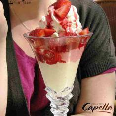 Capella Strawberry Cream