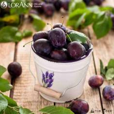 The plum flavor from LorAnn Oils !