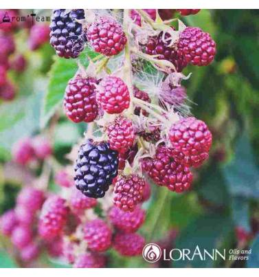 blackberry flavor, sweet and natural