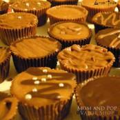 Un arôme beurre de cacahuètes et chocolat