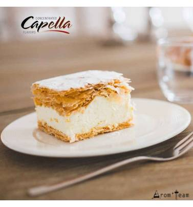 Bavarian Cream Capella, crème bavaroise indispensable