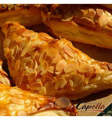Capella Toasted almond can change your recipes !
