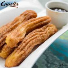 The delight of churros !