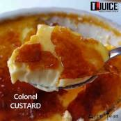 Colonel Custard concentrate, a perfect vanilla cream