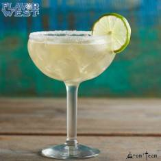 tequila, cointreau and lime