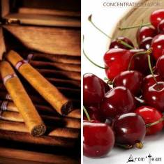 A fine cigar flavor with cherry