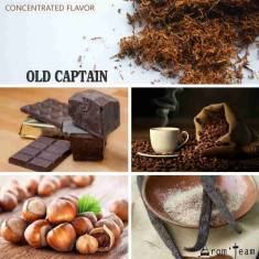 A pipe tobacco with coffee, chocolate, vanilla