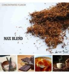 Un arôme tabac cigare ponctué d'un chocolat léger