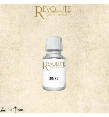E liquid base for electronic cigarette 30 70
