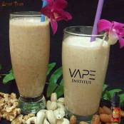 Vape Institut Tallak, almond milk, vanilla, nuts concentrate