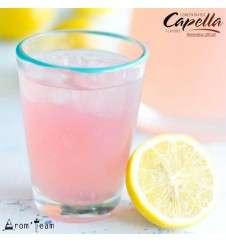 Une dominante fraise assortie d'une pointe de citron et d'un soupçon de vanille