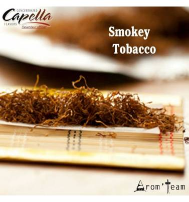 Smokey light blond tobacco flavor
