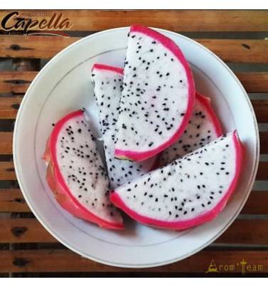 The taste of dragon fruit - pitaya