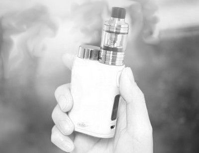 vaping with istick pico