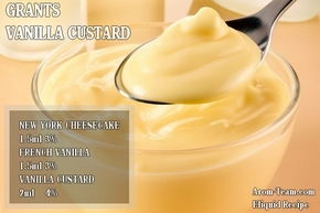 Grants vanilla custard