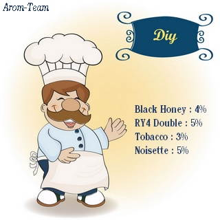 black honey e juice recipe