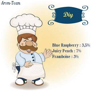 blue raspberry e juice recipe