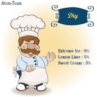 extreme ice e liquid recipe