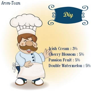 irish cream e liquid recipe