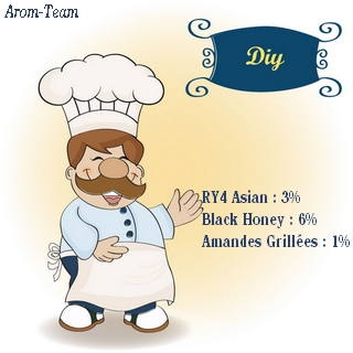 Ry4 Asian e juice recipe