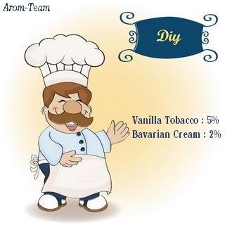 vanilla tobacco e juice recipe