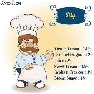 vienna cream e juice recipe