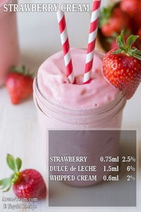 strawberry ejuice recipe