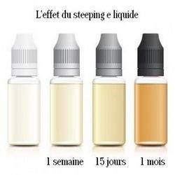 steep e liquide
