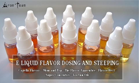 Flavor dosing