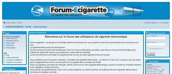 forum-ecigarette