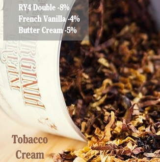 tobacco cream recipe