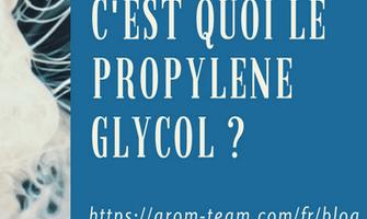 propylene glycol vape